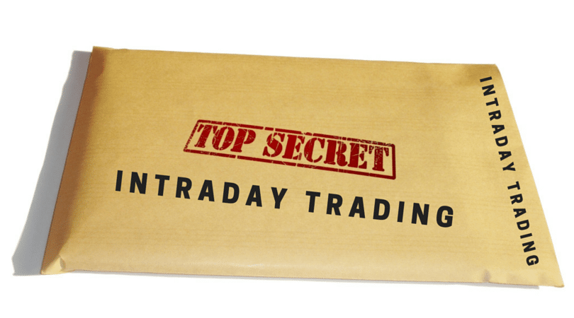 Secret Formula of Intraday Trading Techniques & Strategies