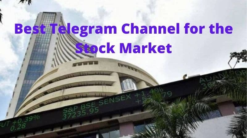 What is the best Telegram channel for the stock market?