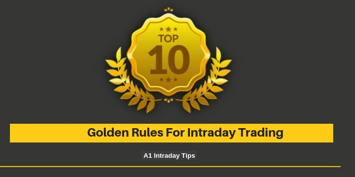 Intraday Trading Rules for Day Traders