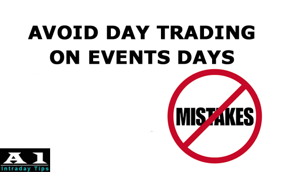 Avoid Trading on Events Days