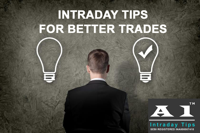 Free Intraday Tips to Place Better Trades to Make Money in NSE Market