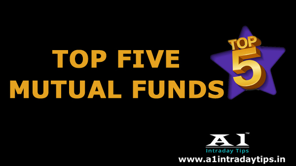 Top 5 Mutual Funds to invest in India